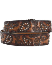 Load image into Gallery viewer, Women's Tony Lama Paisley Belt