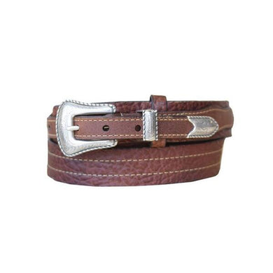 Men's Vintage Bison Peanut Cartwright Belt