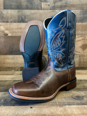 Men's Laredo Brown Razor Boots