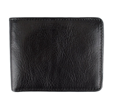 Brighton Black Leather Carnegie Passcase