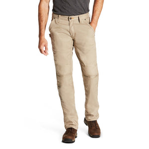 Men's Ariat Rebar Tan Pants