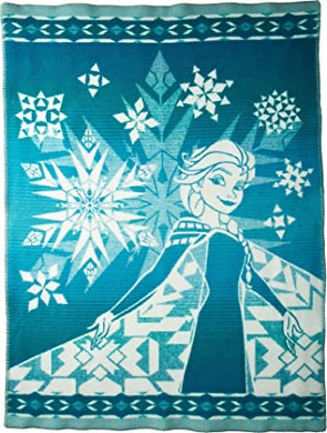 Pendleton Disney Frozen Blue Elsa Blanket