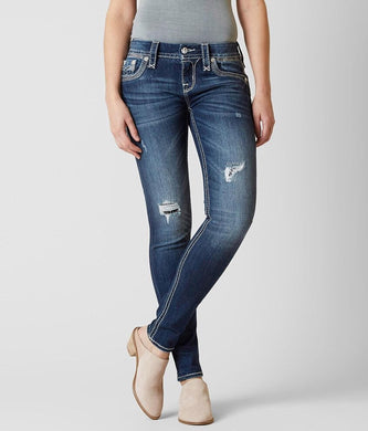 Women's Rock Revival Allie Skinny Jeans