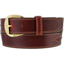 Load image into Gallery viewer, Men's Justin Fancy Padded Belt