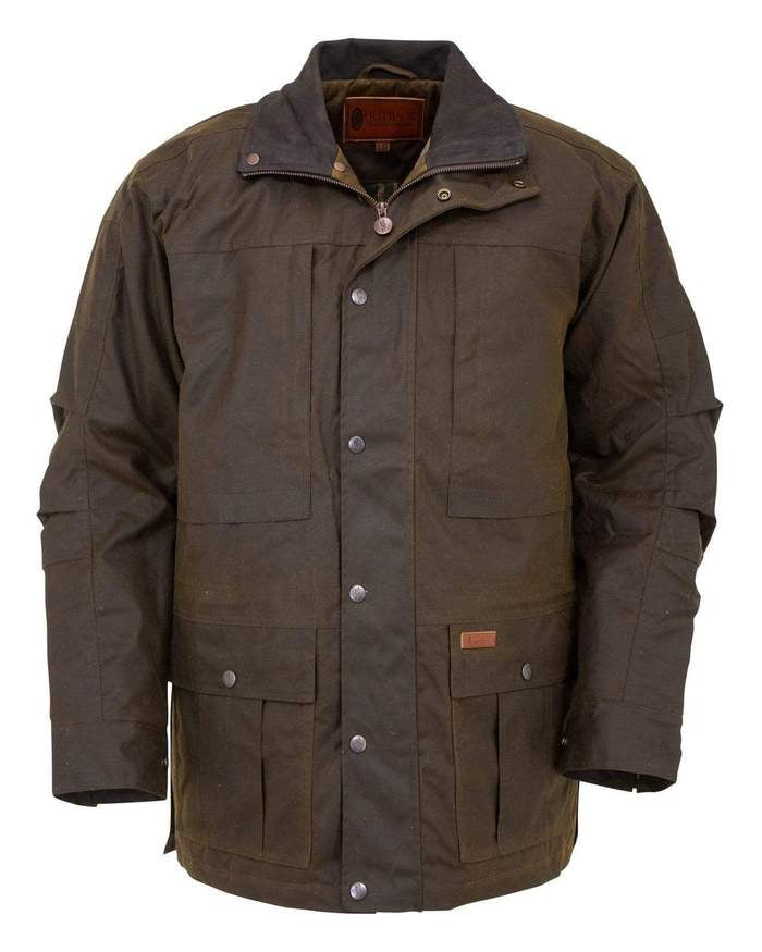 Men's Outback Bronze Deer Hunter Jacket