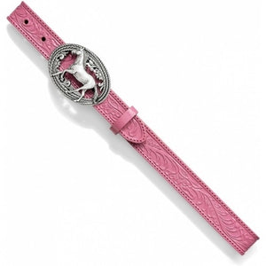 Kid's Justin Pink Lil Beauty Belt