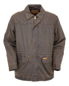 Men's Outback Brown Rancher Jacket