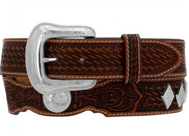 Men's Tony Lama Stillwater Creek Belt
