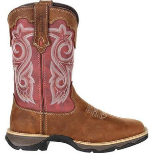 Women's Durango Lady Rebel Red Boot