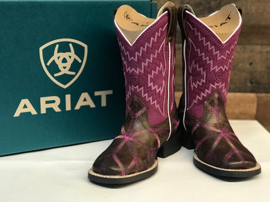 Kid's Ariat Twisted Tycoon