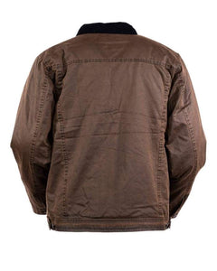Men's Outback Brown Ingham Jacket