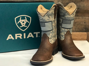Kid's Ariat Patriot