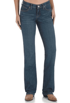 Women's Wrangler Q-Baby Tuff Buck Ultimate Riding Jeans