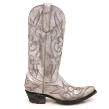 Load image into Gallery viewer, Women's Old Gringo Metallic Diego Nacar Boots