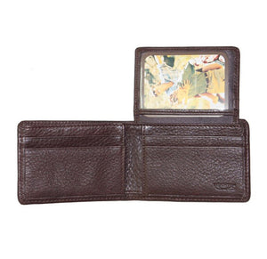 Brighton Jefferson Slim Bi-Fold Wallet