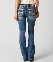 Load image into Gallery viewer, Women's Rock Revival Pilkin Boot Cut Jeans