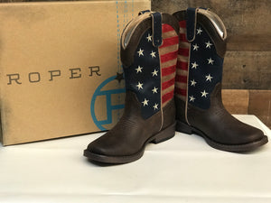 Kid's Roper American Patriot