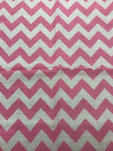 Load image into Gallery viewer, pink chevron