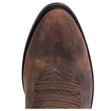 Load image into Gallery viewer, Men's Dan Post Renegade Distressed Brown R Toe Boots