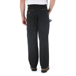 Men's Wrangler Riggs Black Pants