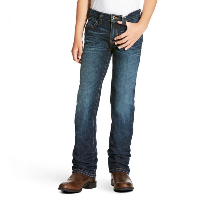 Boys Ariat 10023450 Jeans