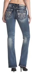 Women's Rock Revival Rhian Boot Cut Jeans