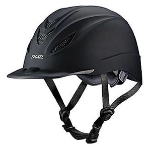 Troxel Intrepid Black Helmet