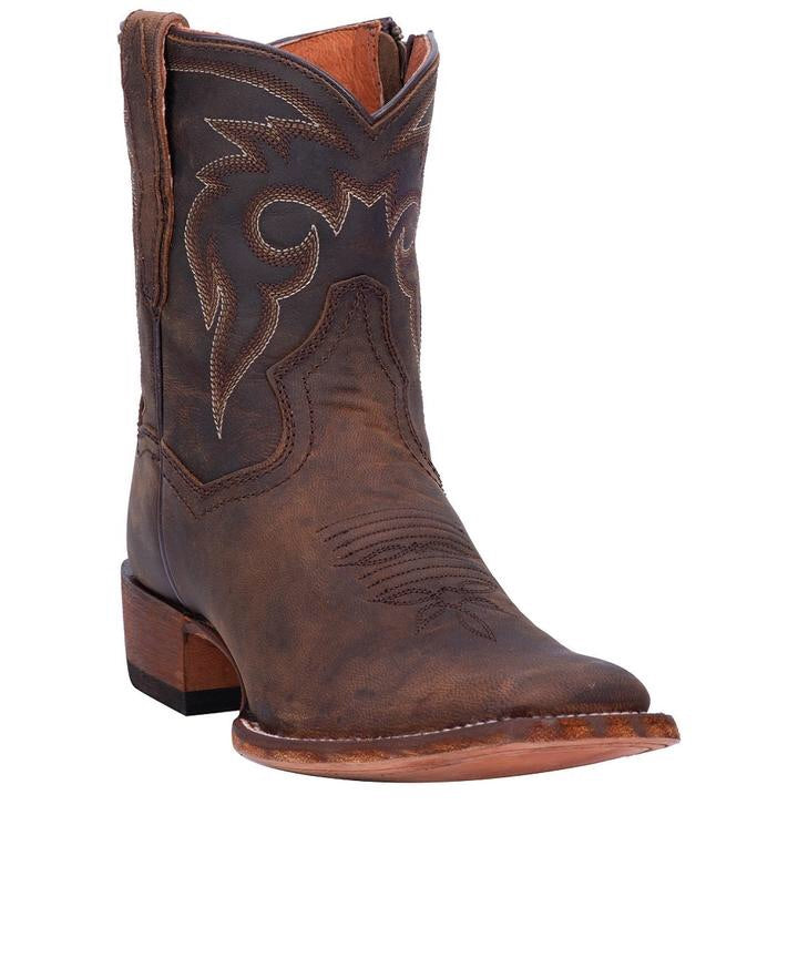 Women's Dan Post Brown Juno Boots