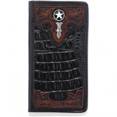 Silver Creek Southern Desperado Leather Wallet