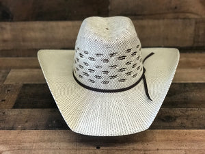 Master Hatters of Texas Roughstock Straw