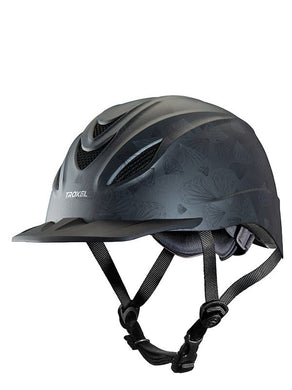 Troxel Intrepid Grey Petal Helmet
