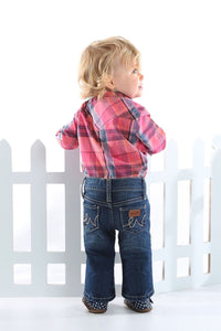 Baby Wrangler Western 5 Pocket Denim Jeans