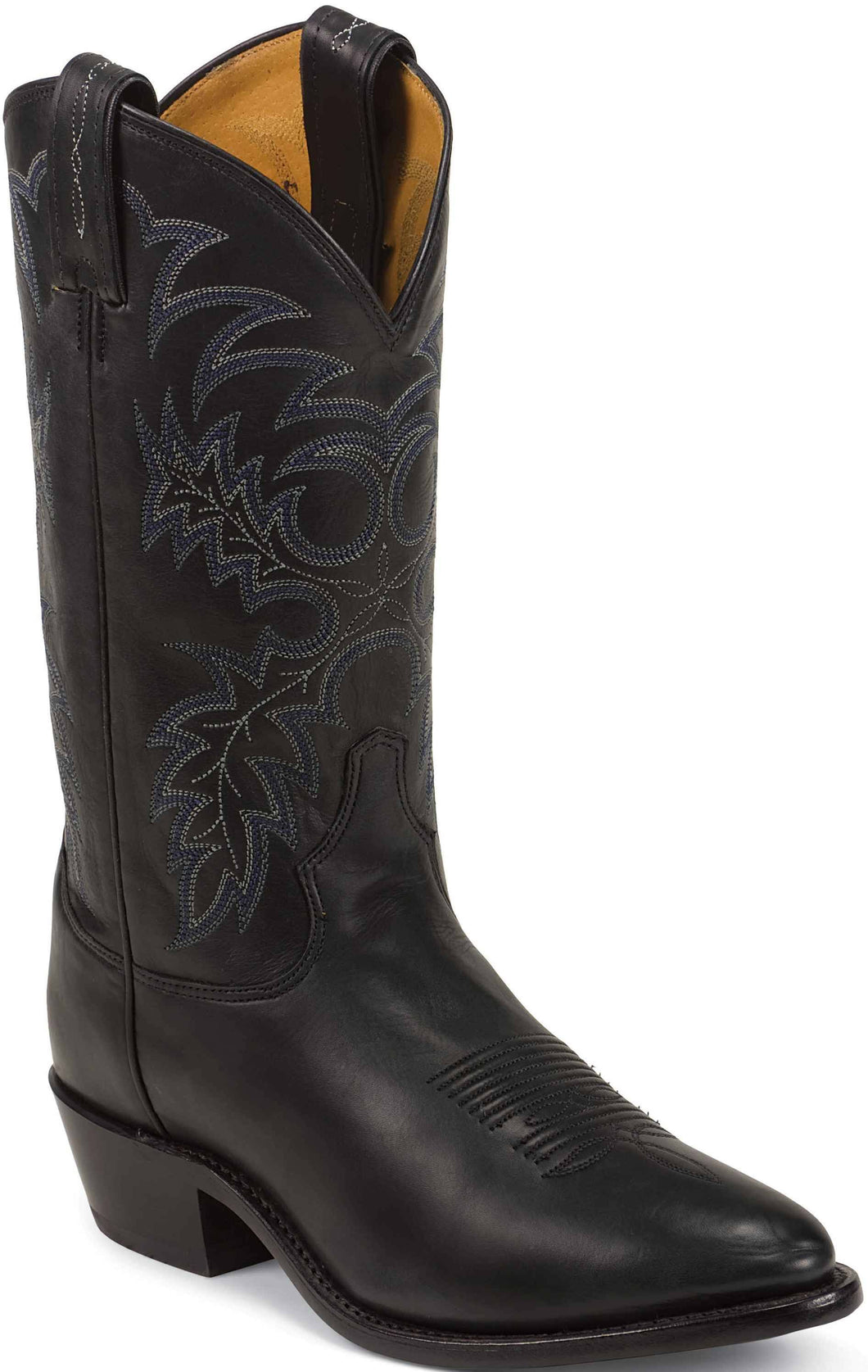 Men's Tony Lama Black Stallion Americana Boots