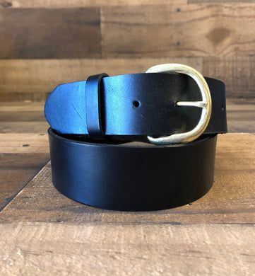 Men's Nocona Black Work Belt