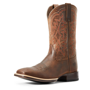 Men's Ariat Ryden Ultra Distressed Brown Boots