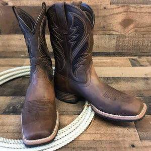 Men's Ariat Distressed Tan Hybrid VentTEK Boot