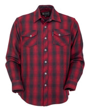 Load image into Gallery viewer, Men's Outback Red Mount Elk Shirt