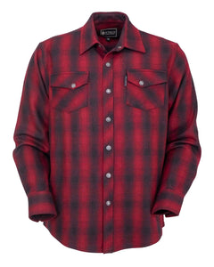 Men's Outback Red Mount Elk Shirt