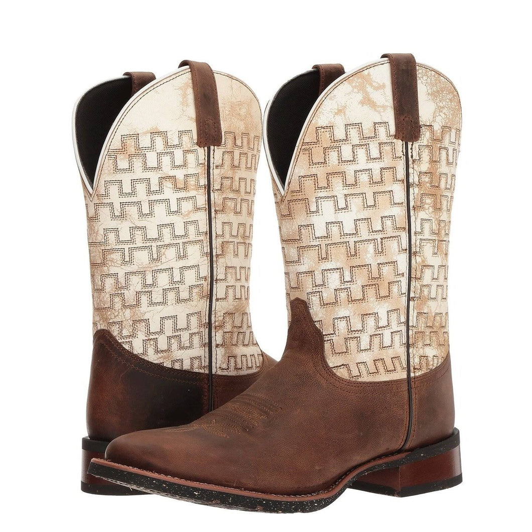 Men's Laredo Sam Square Toe Boots