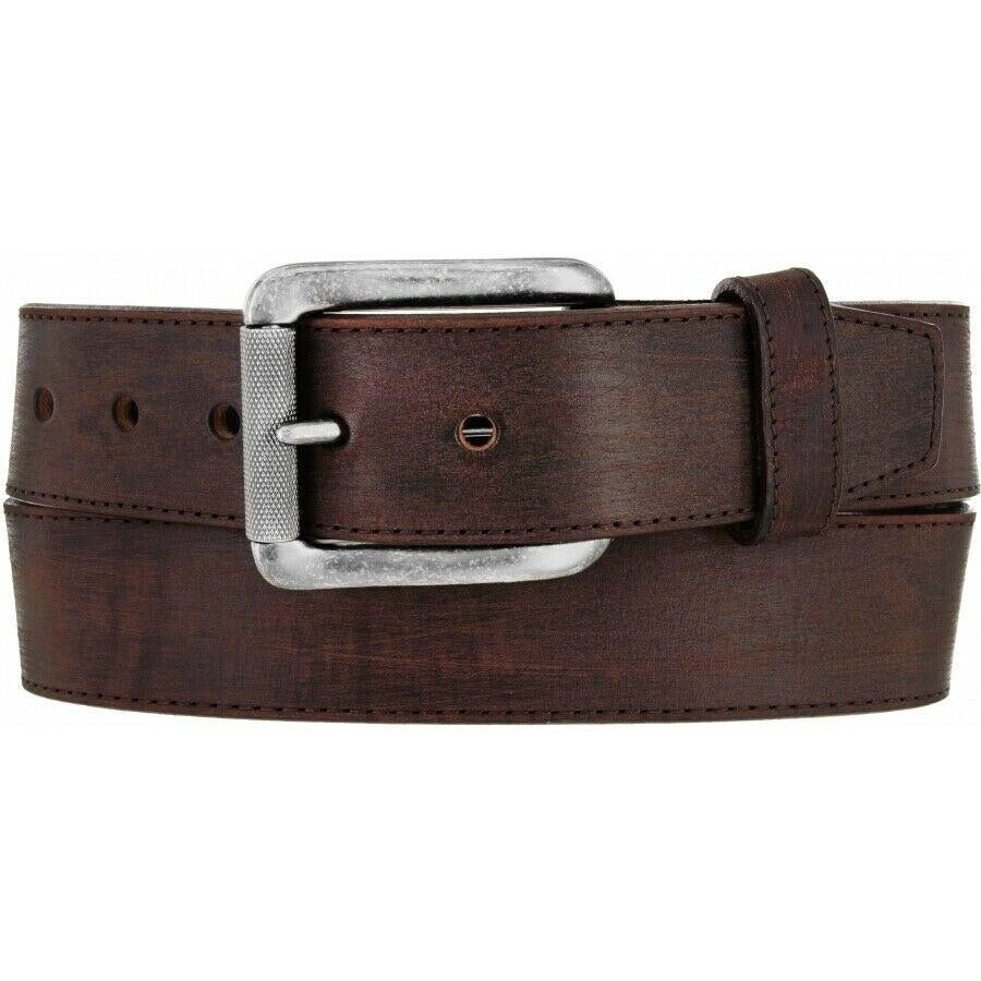 Men's Justin Brown Bomber Belt