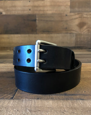 Men's Gingerich Black Work Horse Ex-Treme Belt