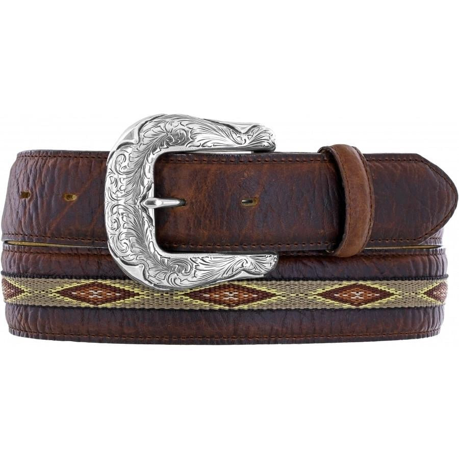 Men's Justin Northern Bison Belt