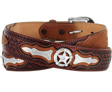 Load image into Gallery viewer, Men's Justin Odessa Star Belt
