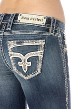 Load image into Gallery viewer, Women's Rock Revival Jaylyn Boot Cut Jeans