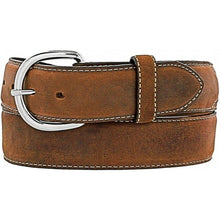 Load image into Gallery viewer, Men's Justin Classic Western Brown Belt