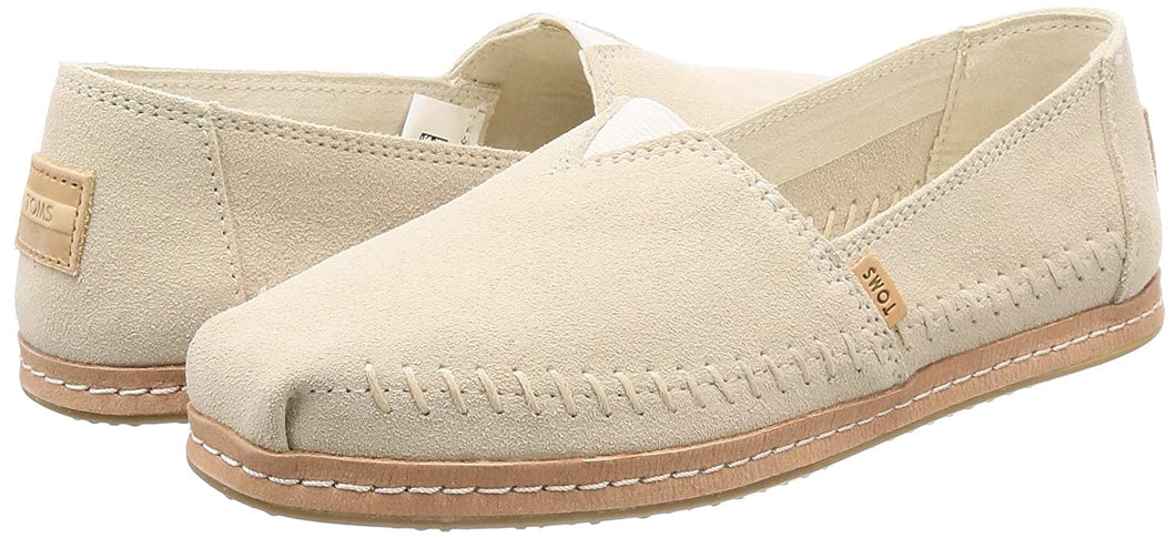 Women's Toms Classic Birch Suede on Leather