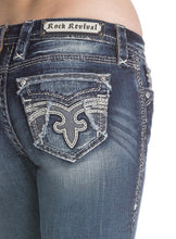 Load image into Gallery viewer, Women's Rock Revival Rhian Boot Cut Jeans