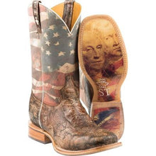 Load image into Gallery viewer, Men's Tin Haul Land of the Free Boots