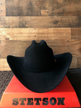 Load image into Gallery viewer, Stetson 6X Black Guadalupana Felt Hat