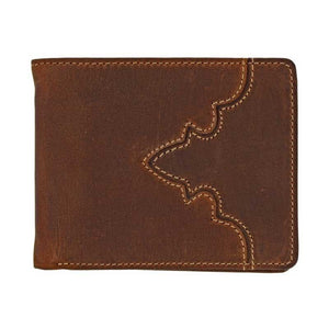 Silver Creek Western Classic Leather Wallet
